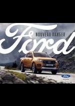 Prospectus Ford : Ford Ranger
