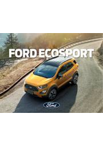 Prospectus Ford : Ford Ecosport