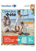 Prospectus Carrefour : Collection TEX été