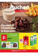 Promos et remises  : Auchan Ramadan !