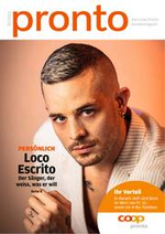 Journaux et magazines Coop Pronto : Coop Pronto Kundenmagazin 022021
