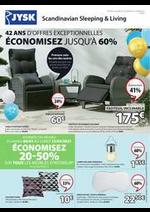 Promos et remises  : Économisez jusqu'à 60%
