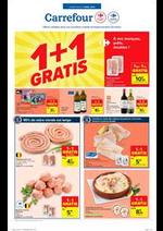 Promos et remises Carrefour : 1+1 Gratis