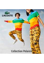 Catalogues et collections Lacoste : Collection Polaroid