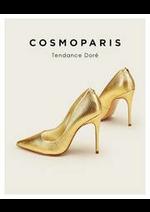 Prospectus Cosmoparis : Tendance Doré