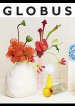 Journaux et magazines GLOBUS : Magazin Spring Home & Living