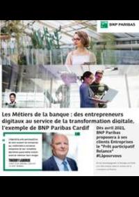 Prospectus BNP Paribas WOIPPY : Les métiers de la banque