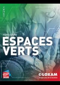 Prospectus Loxam RIEDISHEIM : Espaces verts et agriculture