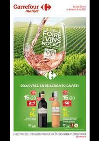 Promos et remises Carrefour Market TÉTEGHEM : Catalogue Carrefour Market