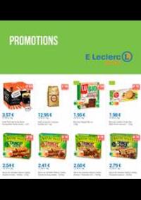 Prospectus E.Leclerc drive Aulnay sous Bois : Promotions