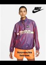 Prospectus Nike : Nouveautés femmes