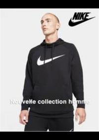 Prospectus Nike BRUXELLES : Nouvelle collection homme