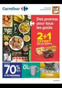 Prospectus Carrefour Drancy : Des promos pour tous les goûts