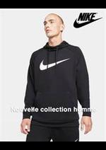 Prospectus Nike : Nouvelle collection homme