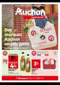 Prospectus Auchan MERU : Les promos Auchan