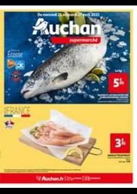 Prospectus Auchan MERU : Profitez c'est offert !