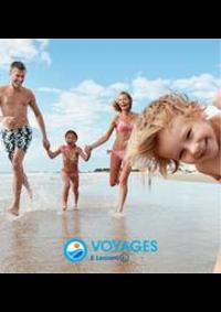 Prospectus E.Leclerc voyages ACHERES : Vacances d'été