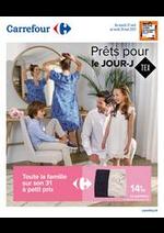 Prospectus Carrefour : Prêts pour le Jour J