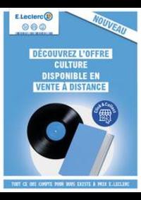 Prospectus E.Leclerc CLICHY SOUS BOIS : Catalogue E.Leclerc
