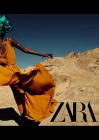 Catalogues et collections ZARA ANDERLECHT Westland Shopping Center : ZARA WOMAN Campaign Primavera Verano 2021
