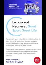 Prospectus Neoness : Neoness Live