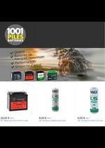 Prospectus 1001 Piles Batteries : Vendas