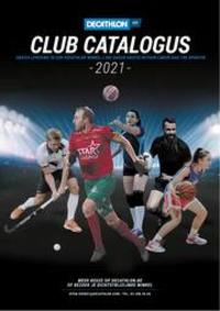 Catalogues et collections DECATHLON LA LOUVIERE : Club Catalogus