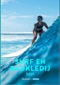 Prospectus DECATHLON LA LOUVIERE : Surf en badkledij