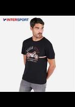 Prospectus Intersport : Tee shirts et débardeurs