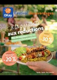 Bons Plans OKay Supermarchés BRUGELETTE : Festival des avantages