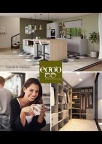 Journaux et magazines Eggo Wavre : Kitchen & House