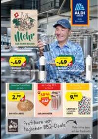 Prospectus Aldi Bern - Eigerstrasse  : Aldi Angebote