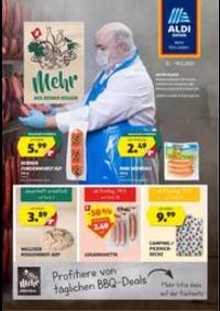 Prospectus Aldi Bern - Eigerstrasse  : Aldi Prospekt
