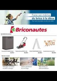 Prospectus Les Briconautes VINZIER : Faire soi même du brico à la déco