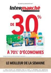 Prospectus Intermarché Super Colmar : LE MEILLEUR DE LA SEMAINE MAI 1 V2