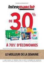 Prospectus Intermarché Super : LE MEILLEUR DE LA SEMAINE MAI 1 V2