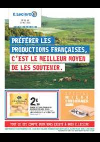 Prospectus E.Leclerc MULHOUSE : Catalogue E.Leclerc