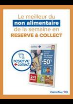 Prospectus Carrefour : Le meilleur du non Alimentaire