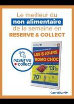 Prospectus Carrefour : Les 5 jours promo choc