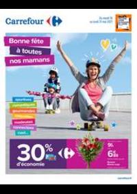 Prospectus Carrefour Drancy : Bonne fête à toutes nos mamans