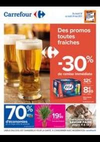Prospectus Carrefour GENNEVILLIERS : Des promos toutes fraîches