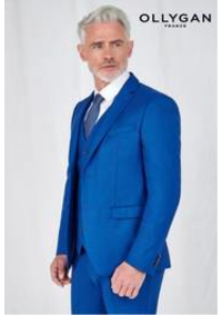 Prospectus Ollygan AUBERVILLIERS : Costume homme