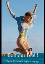 Promos et remises  : Bonjour l'été ! Nouvelle collection pour la plage