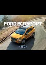 Promos et remises  : Ecosport
