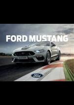 Promos et remises  : Mustang