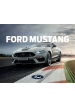 Prospectus Ford : Mustang