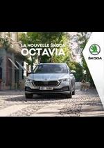 Prospectus Skoda : Catalogue OCTAVIA