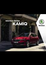 Promos et remises  : Catalogue KAMIQ