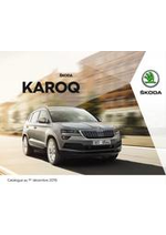 Prospectus Skoda : Catalogue KAROQ