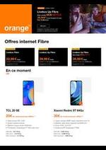 Prospectus Orange : offres